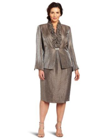 Women&-39-s Plus-Size 2 Piece Mother Of The -Bride -Dress - Fashion ...