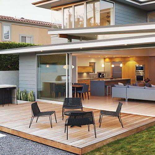 Suelos para terrazas en madera natural madera ipe para - Suelo madera terraza ...