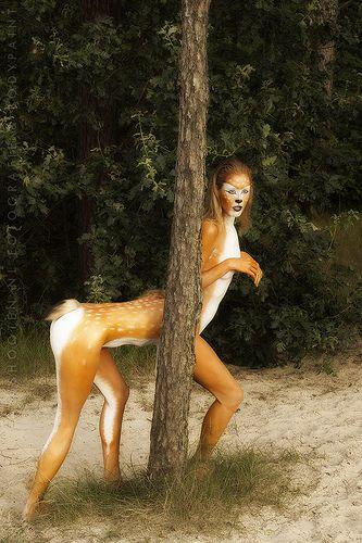 body paint : D: