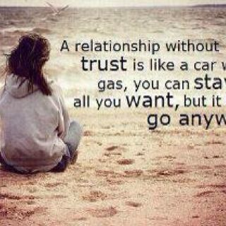 realationship and trust