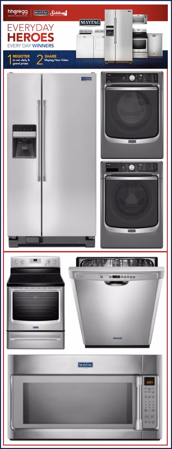 Uncategorized Kitchen Appliance Sweepstakes huge sweepstakes with daily major appliance giveaways giveaways