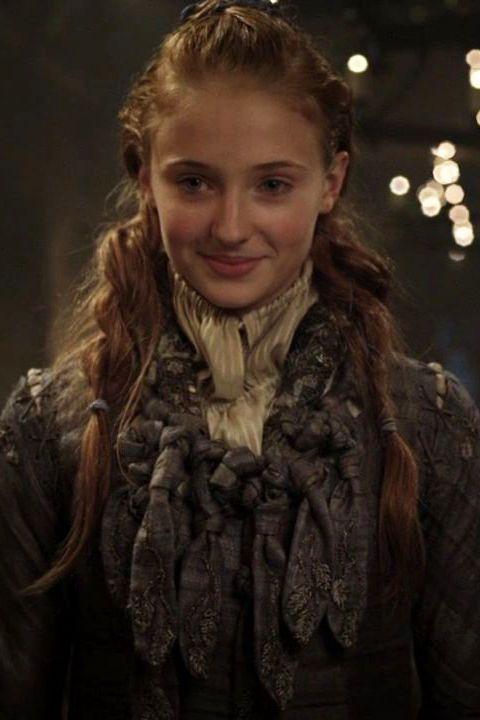 Sansa au banquet
