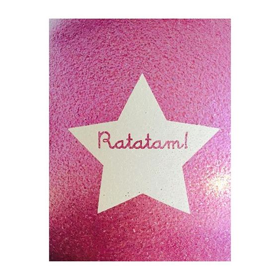 Aujoud'hui, c'était plutôt une journée rose! #ratatam #ratatamkids #ballon #etoile #fun #kids #happy