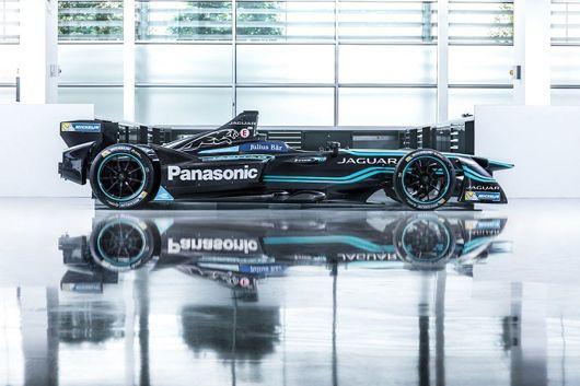 【フォーミュラE】 ジャガー、パナソニックがタイトルスポンサーに就任  [F1 / Formula 1]