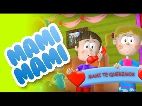 Canción Para Mamá Preescolar Te Quiero A Tí Letra Youtube Biper Y Sus Amigos Canciones Para Mamá Canciones Infantiles