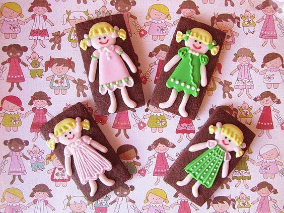 Dolls cookies - Postreadicción