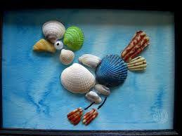 Resultado de imagem para recycling sea shells ideas