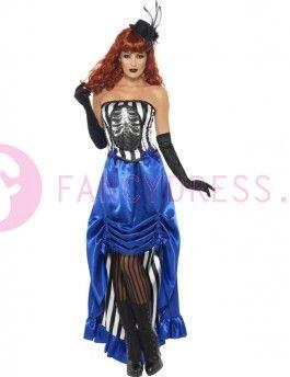 Burleske Halloween Kostuum
