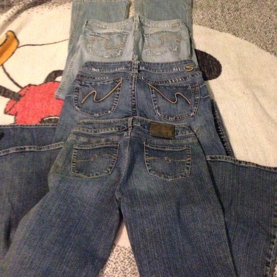 Silver jeans | Jeans e Argento