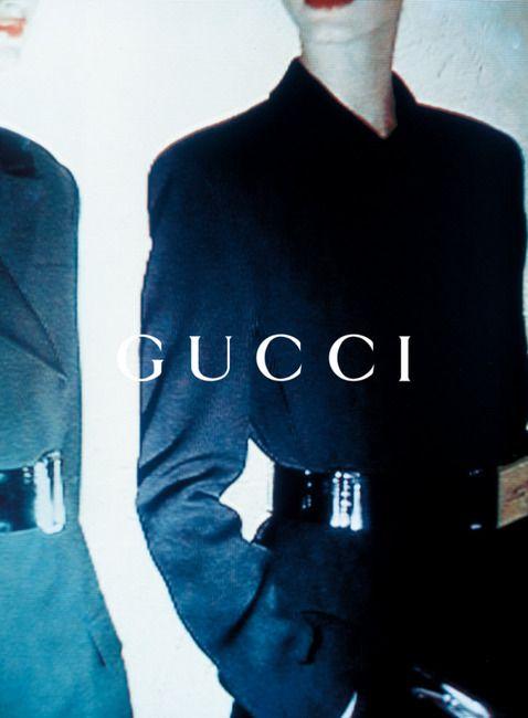 Gucci - Mario Testino - Carolyn Murphy,Angela Lindvall - 1997FW - ad  campaign -  fashion ads