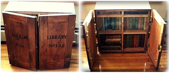 Biblioteca de préstamo