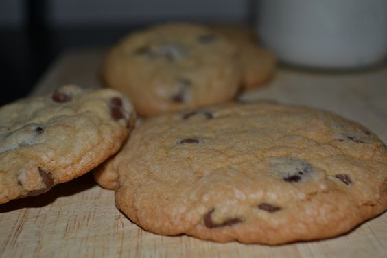 delicious chocolate chip cookies - recipe from Boston's Flour Bakery & Cafe!
