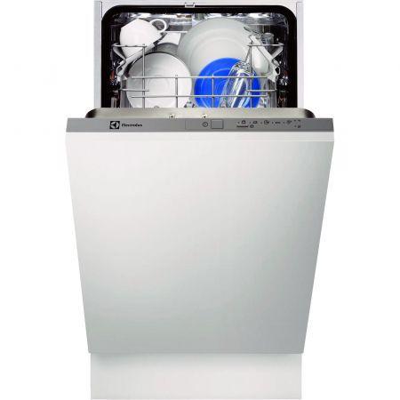 Съдомиялна машина за вграждане Electrolux ESL4200LO, 9 Комплекта, 5 Програми, Клас A, 45 см, Инокс http://profitshare.bg/l/153376