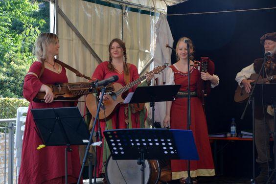 Mittelalterliches Bürgerfest Schweinfurt 2016