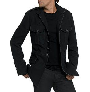 Jon Bon Jovi Clothing | Bon Jovi Military Jacket
