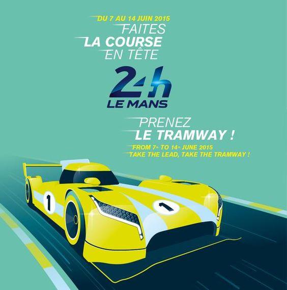 MOSWO   transport   Keolis   Setram   campagne   24h du Mans   2015