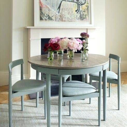 Space Saving Dining Room, Dining Room Table Ideas Uk