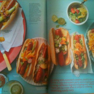 Throw A Mix Match Hot Dog Party Including Bbq Potato Chip Crunch Dog Mac Cheese Dog