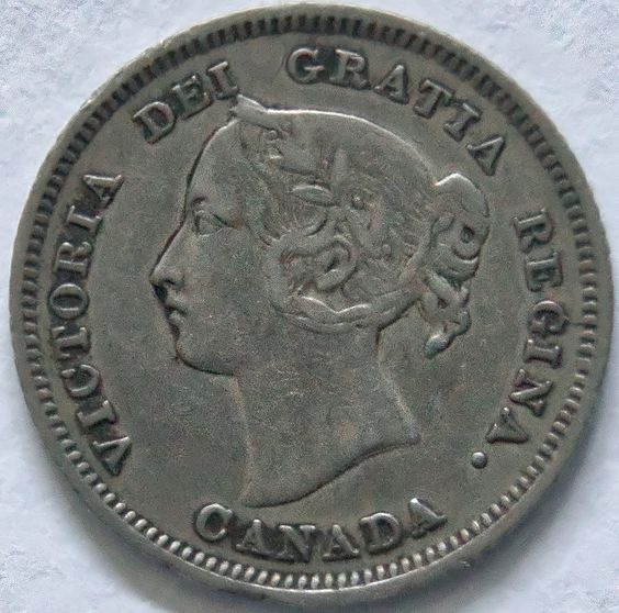 1887 5 cent coin value