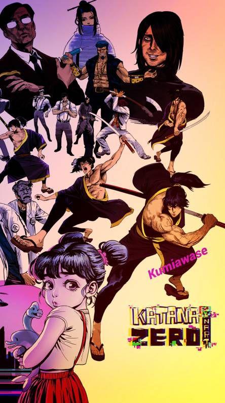 Katana Zero Katana Fantasy Katana Katana Girl