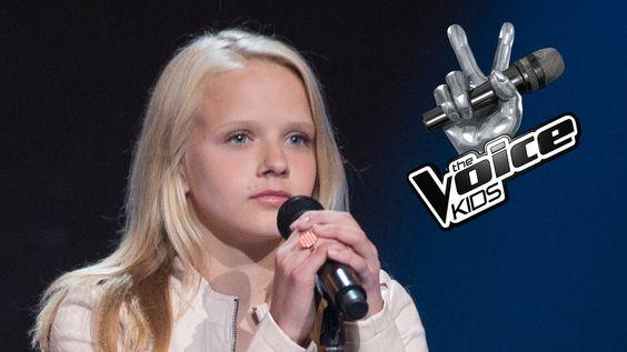 Esmée - Afscheid | The Voice Kids 2016 | The Blind Auditions