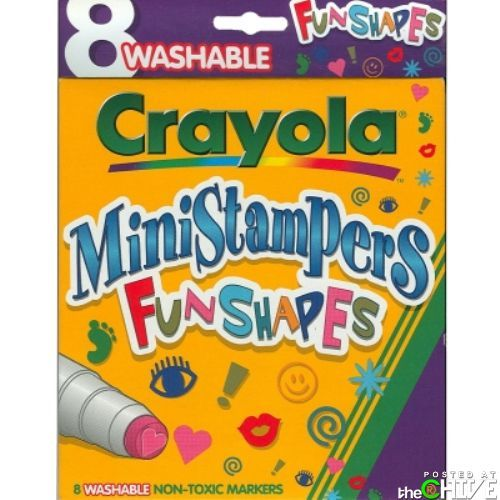 OMG! I loved these. I stamped everything :-)