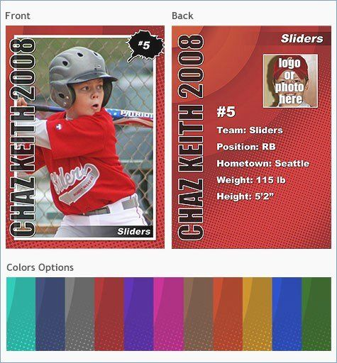 Baseball Trading Card Template Unique Trading Card Template Powerpoint Pontybistrogramercy Trading Card Template Baseball Card Template Baseball Card Values