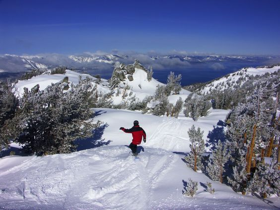 Play at Heavenly, book your stay with Carson Valley!