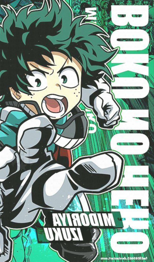 My Hero Academia Wallpapers Mobile Izuku Midori Von Fadil089665 Academia Fadil089665 Hero Izuku Mi Hero Poster Hero Wallpaper My Hero Academia Episodes