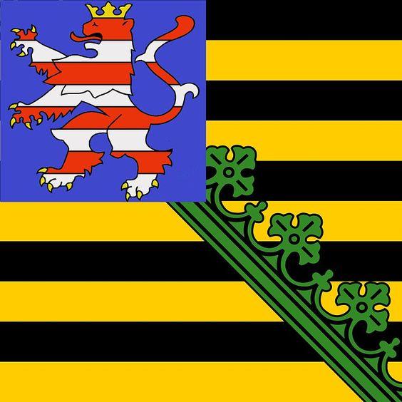 Bandiera del ducato Saxe-Weimar