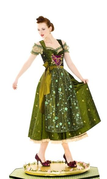 dirndl couture lola patinger