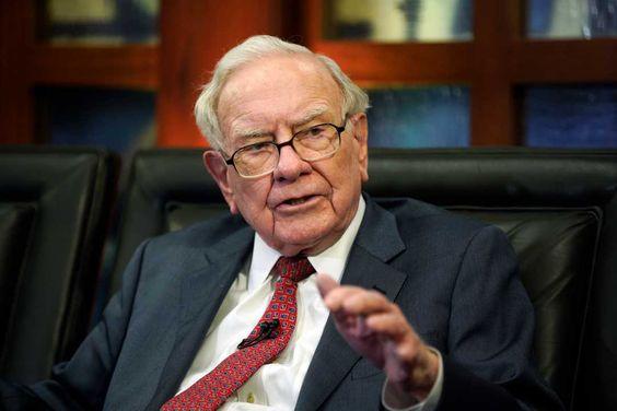 AS: Warren Buffett's Berkshire Hathaway sees big jump in quarterly profits