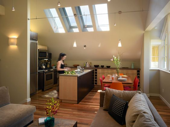 In Law Suite Skylights And Mother In Law On Pinterest