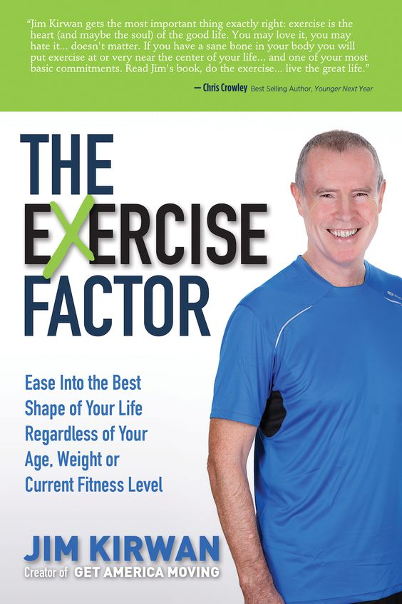 The Exercise Factor by Jim Kirwan