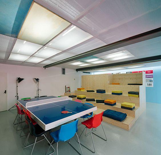 Nuevas oficinas de la agencia de diseño Erretres, Madrid