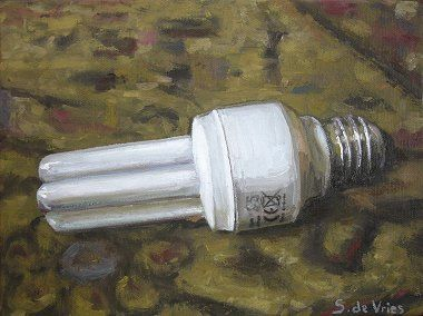 spaarlamp / lightbulb