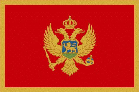 Crne Gora  (Montenegro)  MNE