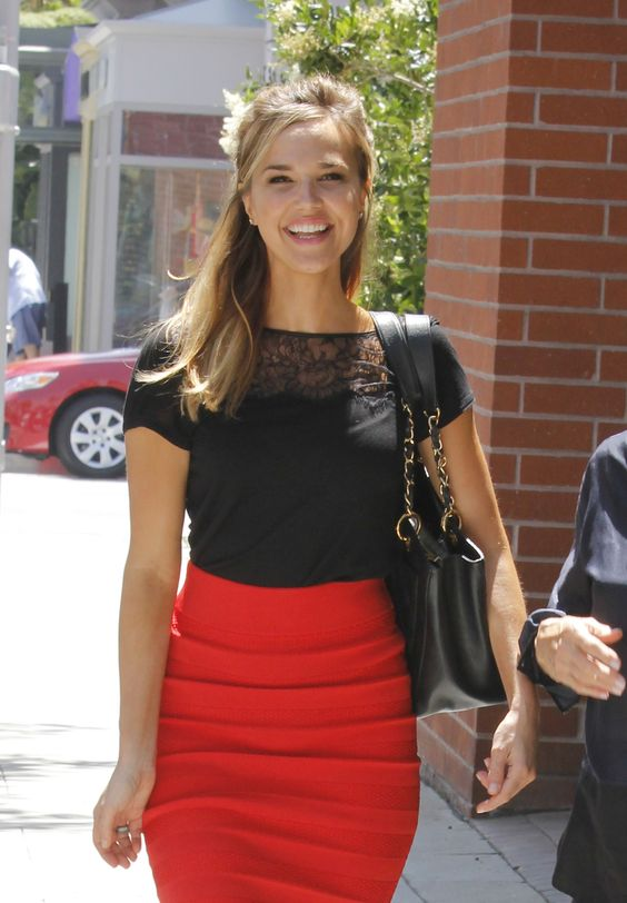 Arielle Kebbel out in Beverly Hills 5/21/13