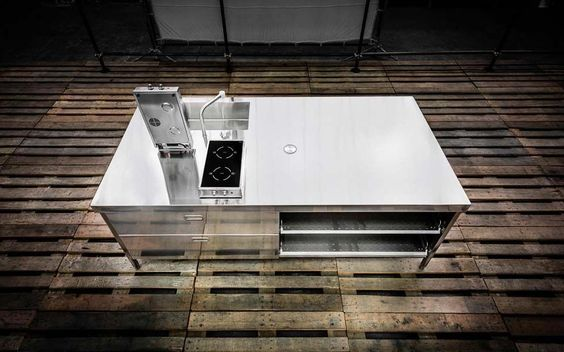 7 best CUSTOM MADE KITCHENS images on Pinterest Alps, Stainless - küchenmöbel gebraucht kaufen