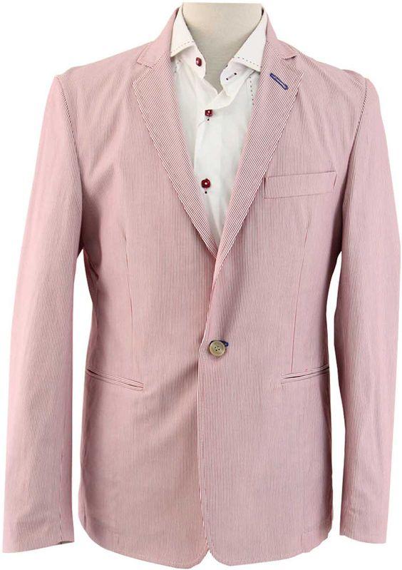 Pink blazer By jon sonen