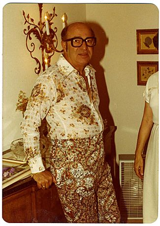 looking good.  Grandad took recycling to a whole new level when he got hold of the curtains