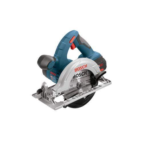 Bosch 18v 6 5in Cordless Circular Saw Battery Charger Renewed Best Circular Saw Circular Saws Bosch Circular Saw