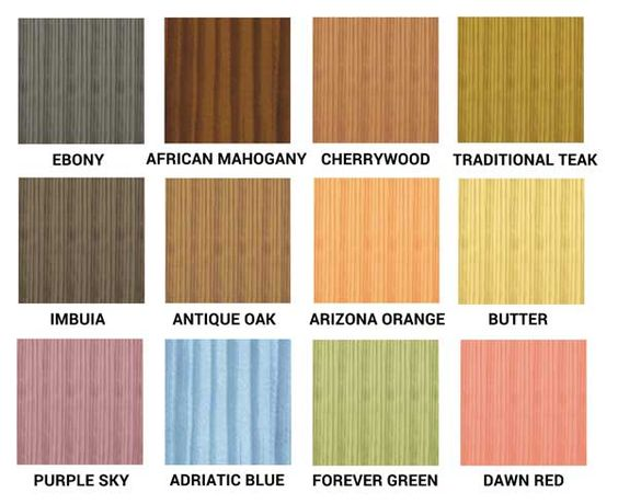17 Best Images About Woodoc Stains Colour Chart Stains And Colors
