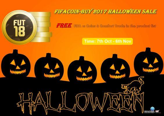 FIFA 18 Halloween sale