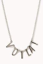 Voila! Chain Necklace