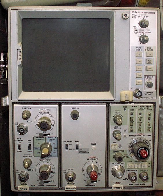 Vintage Tektronix Oscilloscopes : Pinterest the world s catalog of ideas