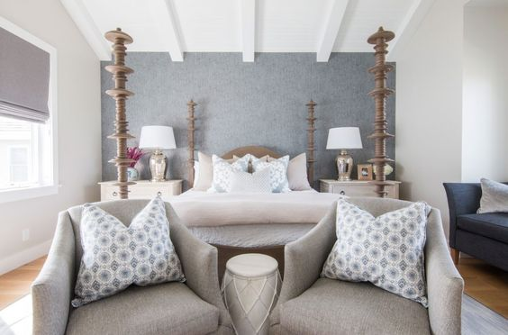 Project newport harbor newport projects and bedroom chair for Christine huve interior designs