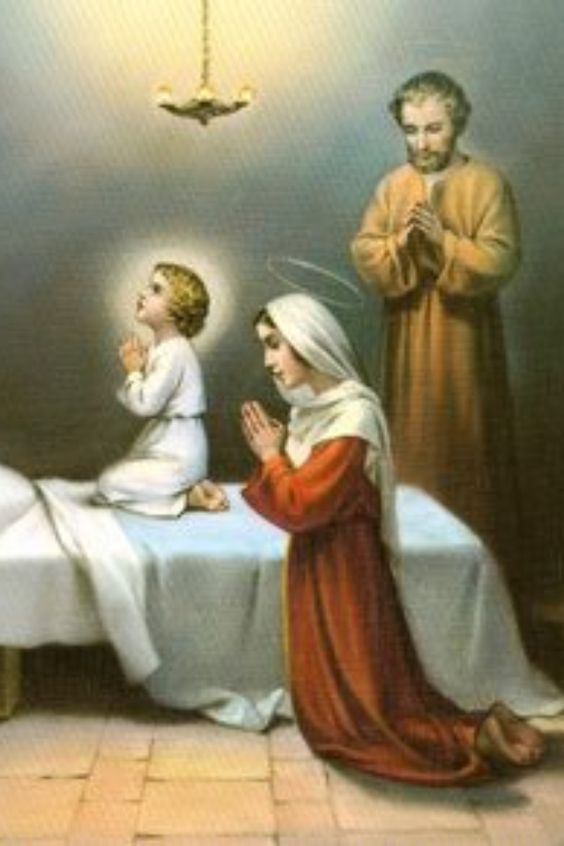 Prières du soir, Mettons nous en la présence de Dieu 15f861c467bfc283ad74fe87f35b7cf7