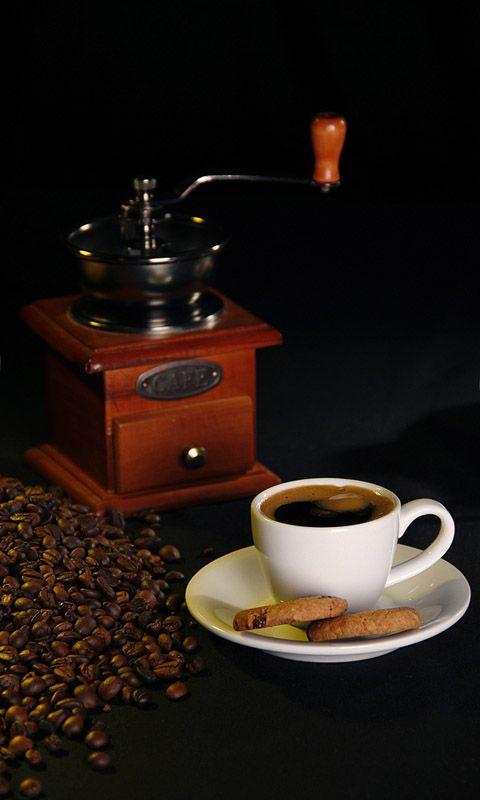 Kaffee - handy hintergrundbild