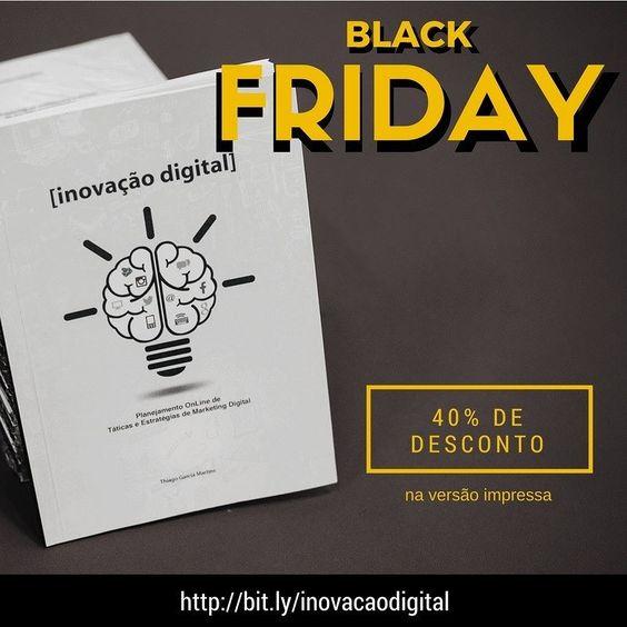 Pessoal o livro Inovação Digital - Planejamento Online de Táticas e Estratégias de Marketing Digital está em promoção! De R$ 3465 por  $2727 Acesse aqui para aproveitar -> http://bit.ly/inovacaodigital